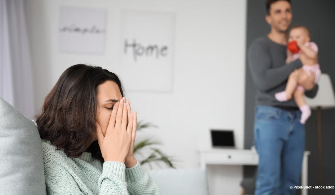 Psychische Gesundheit von Alleinerziehenden oft belastet