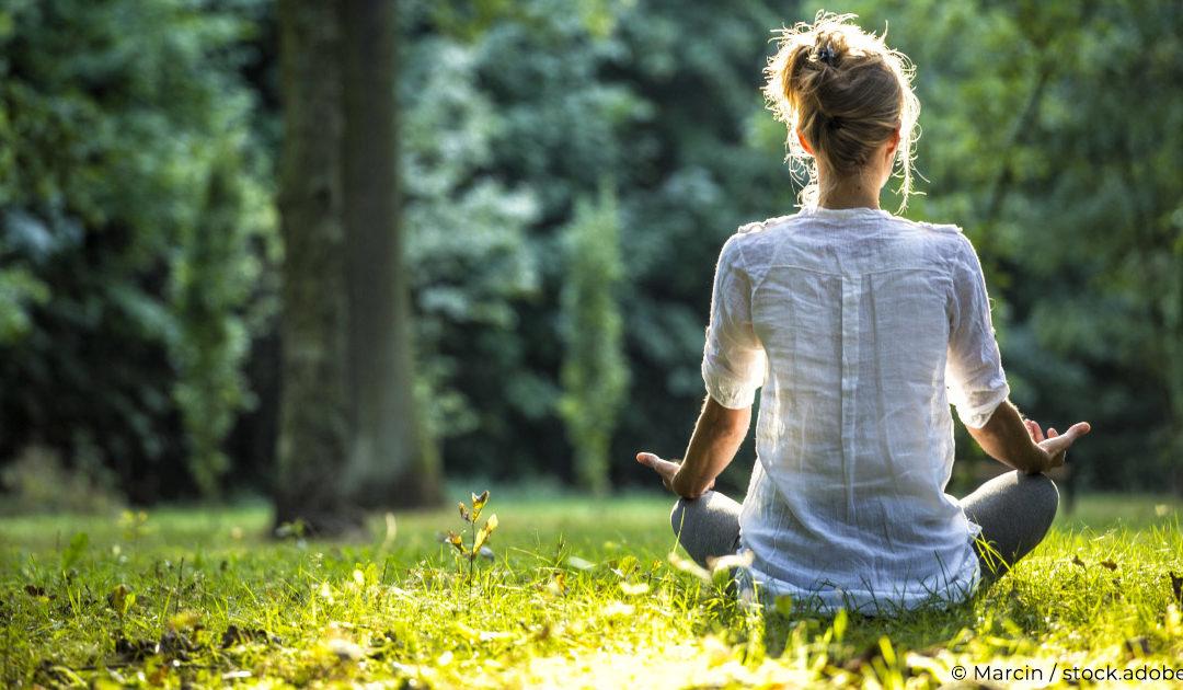 Mit Meditation entspannt durch die Schulstunde